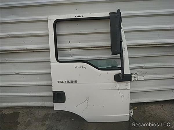 MAN TG - L 12.XXX 12.210 Chasis [4,6 Ltr. - 151 kW Diesel] kuorma-auto ovi