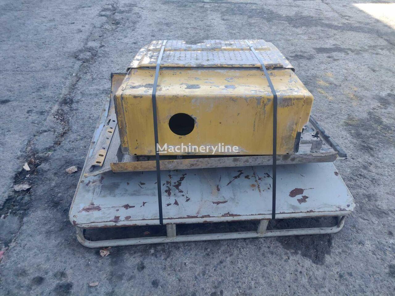 CATERPILLAR  336D LN  kaivuri MYG00143 työkalupakki