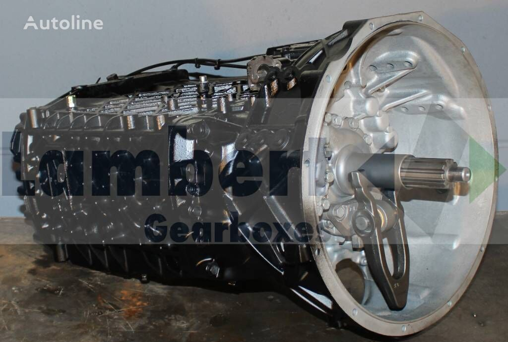 vetopöytäauto ZF 16S2520 TO Getriebe Gearbox (1343002001) vaihdelaatikko