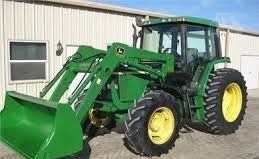 JOHN DEERE 6310M traktori JOHN DEERE Obudowa vetävä akseli