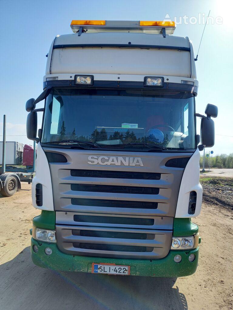 SCANIA R420 vetopöytäauto